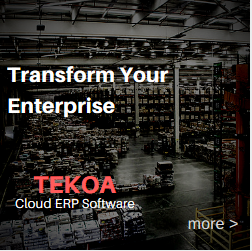 TEKOA ERP Software